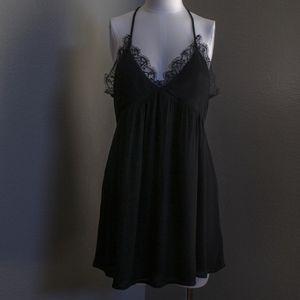 Lace Dress w/ Lace Back